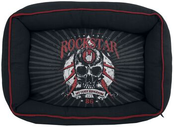 Rockstar - koiran peti