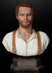 Terence Hill Bust