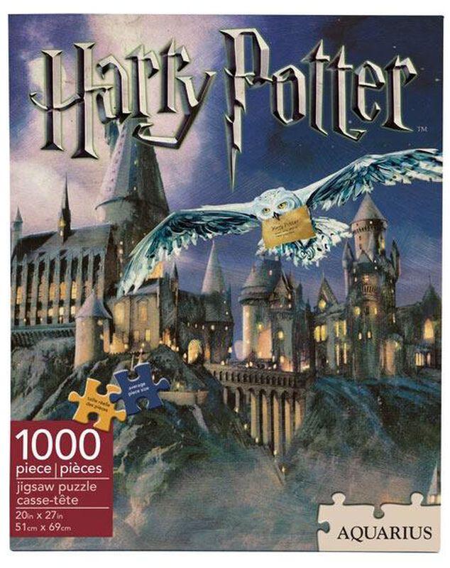 Hogwarts - palapeli