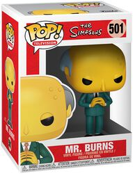 Mr. Burns Vinyl Figure 501 (figuuri)