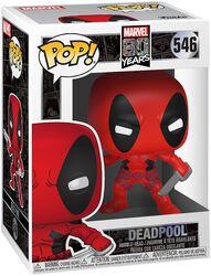 80th - First Appearance: Deadpool Vinyl Figure 546 (figuuri)