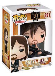 Daryl Dixon With Rocket Launcher Vinyl Figure 391 (figuuri)
