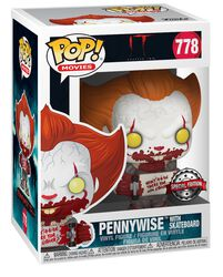 Part 2 - Pennywise with Skateboard Vinyl Figure 778 (figuuri)