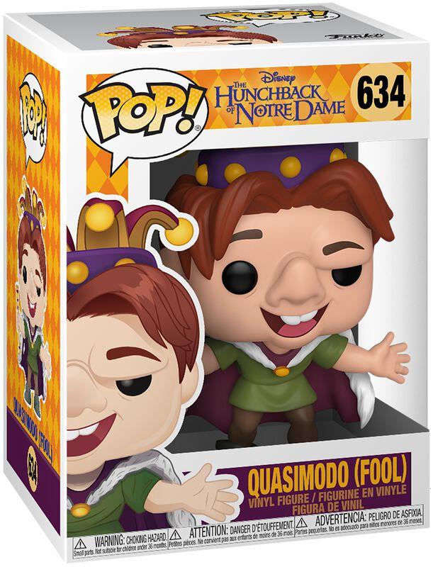 Quasimodo (Fool) Vinyl Figure 634 (figuuri)