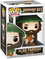 Jumanji Alan Parrish - Vinyl Figure 843 (figuuri)