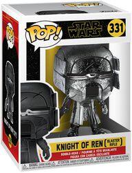 Episode 9 - The Rise of Skywalker - Knight of Ren (Blaster Rifle) (Chrome) Vinyl Figure 331 (figuuri)