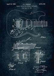Kitara Displate (Fender)