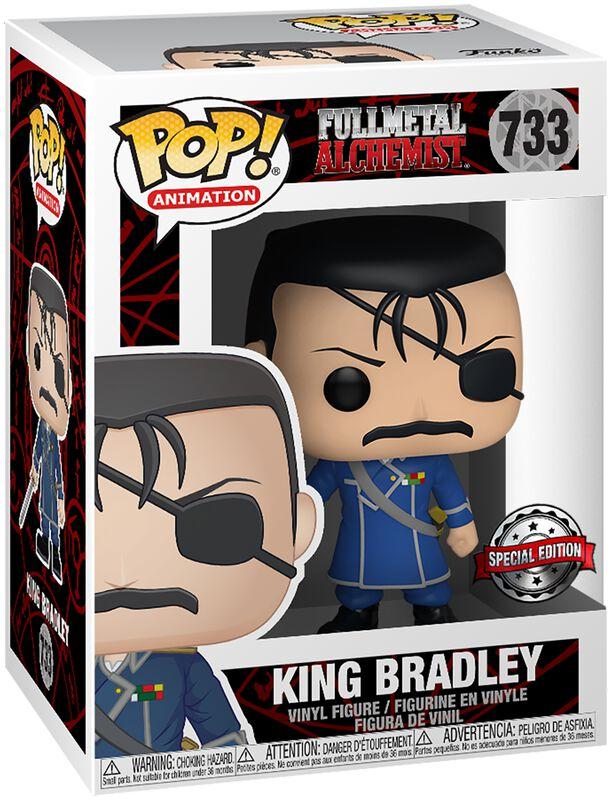 King Bradley (Chase-mahdollisuus) Vinyl Figure 733 (figuuri)