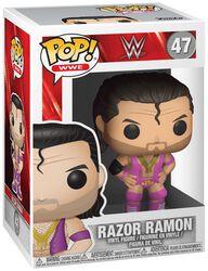 Razor Ramon (Chase-mahdollisuus) Vinyl Figure 47 (figuuri)