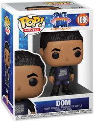 Space Jam - A New Legacy - Dom (Chase Edition Possible!) Vinyl Figure 1086 (figuuri)
