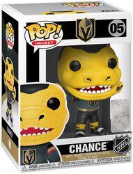 NHL Mascots Vegas Golden Knights - Chance Gila Monster - Vinyl Figure 05 (figuuri)
