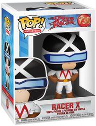 Speed Racer Racer X Vinyl Figure 738 (figuuri)