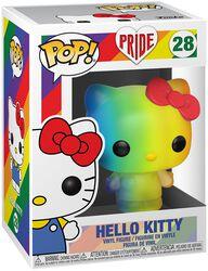 Pride 2020 - Hello Kitty (Rainbow) Vinyl Figur 28 (figuuri)
