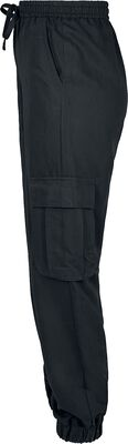 Ladies Viscose Twill Cargo Pants