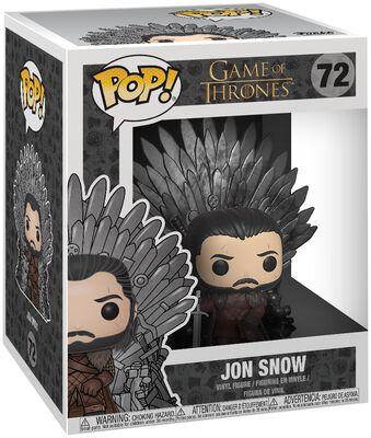 Jon Snow Iron Throne (POP Deluxe) Vinyl Figure 72 (figuuri)