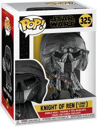 Episode 9 - The Rise of Skywalker - Knight of Ren (Long Axe) (Chrome) Vinyl Figure 325