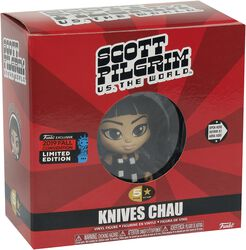 NYCC 2019 - Knives Chau (Funko Shop Europe) 5 Star Vinyl Figure