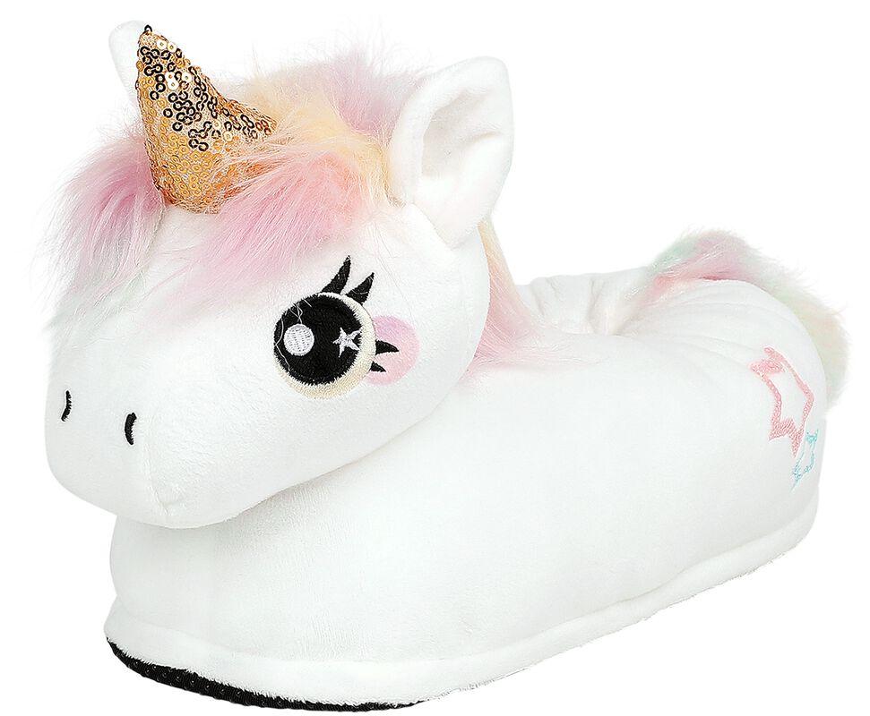 Mia Unicorn Adult Slippers