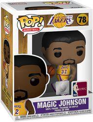 LA Lakers - Magic Johnson Vinyl Figure 78 (figuuri)