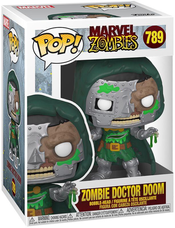 Zombies - Zombie Dr. Doom Vinyl Figure 789 (figuuri)