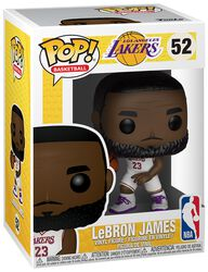 Los Angeles Lakers - LeBron James Vinyl Figure 52 (figuuri)