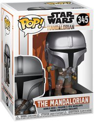 The Mandalorian - The Mandalorian Vinyl Figure 345 (figuuri)