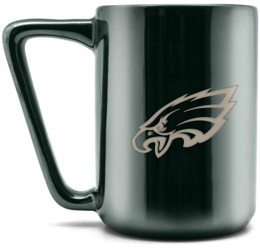 Philadelphia Eagles - laserkaiverretulla logolla
