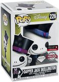 Dapper Jack Skellington (Glitter Diamond Edition) Vinyl Figure 226 (figuuri)