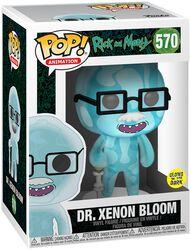 Dr. Xenon Bloom (GITD) Vinyl Figure 570 (figuuri)