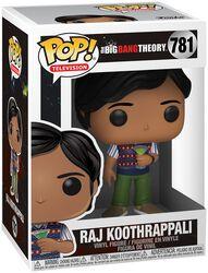 Raj Koothrappali Vinyl Figure 781 (figuuri)