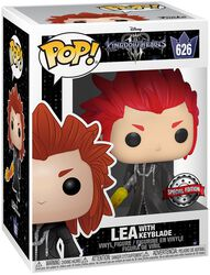 3 - Lea with Keyblade Vinyl Figure 626 (figuuri)