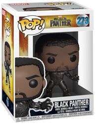 Black Panther (Chase-mahdollisuus) Vinyl Figure 273 (figuuri)
