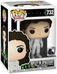 40th - Ripley in Spacesuit Vinyl Figure 732