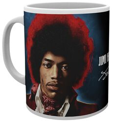 Jimi Hendrix Sky