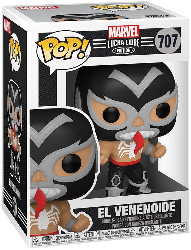 El Venenoide - Marvel Luchadores - Vinyl Figure 707 (figuuri)