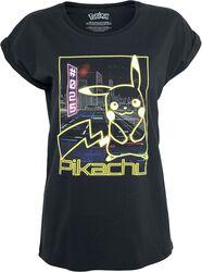 Pikachu - Neon