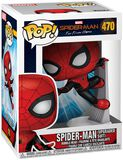 Far From Home - Spider-Man (Upgraded Suit) Vinyl Figure 470 (figuuri)