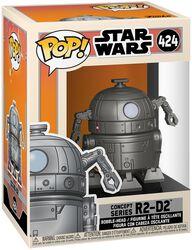 R2-D2 (Concept Series) Vinyl Figure 424 (figuuri)
