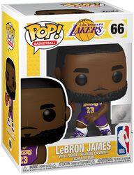 Los Angeles Lakers - Lebron James Vinyl Figure 66 (figuuri)