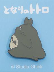 Running Totoro