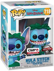 Hula Stitch Vinyl Figure 718