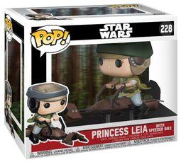 Princess Leia on a Speeder Vinyl Figure 228 (Chase-mahdollisuus)