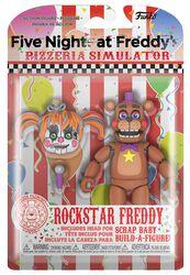 Pizza Simulator - Rockstar Freddy Action Figure (figuuri)