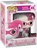 Harley Quinn (Glitter Pink) Vinyl Figure 45 (figuuri)