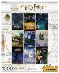 Travel Posters - palapeli