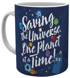 Saving the Universe