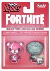 Cuddle Team Leader & Love Ranger