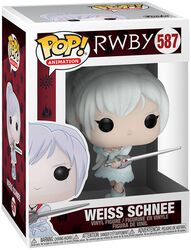 Weiss Schnee Vinyl Figure 587 (figuuri)