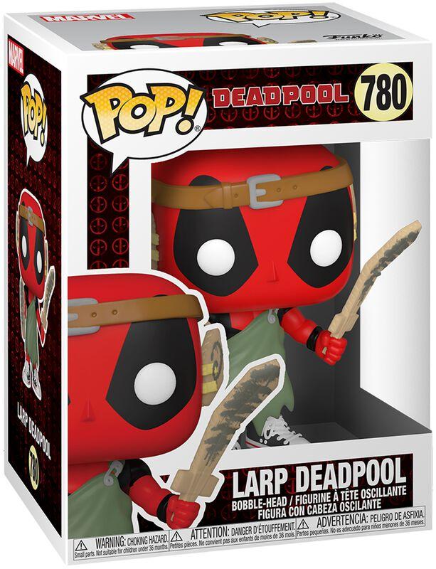 30th Anniversary - Larp Deadpool Vinyl Figure 780 (figuuri)