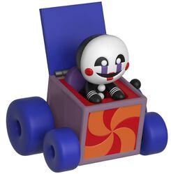 Super Racers  - Marionette Vinyl Figure (figuuri)